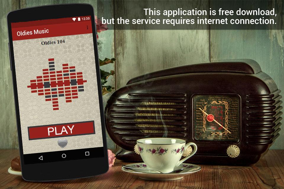 Oldies Radio Station For Free 1 5 APK Download - Android Music