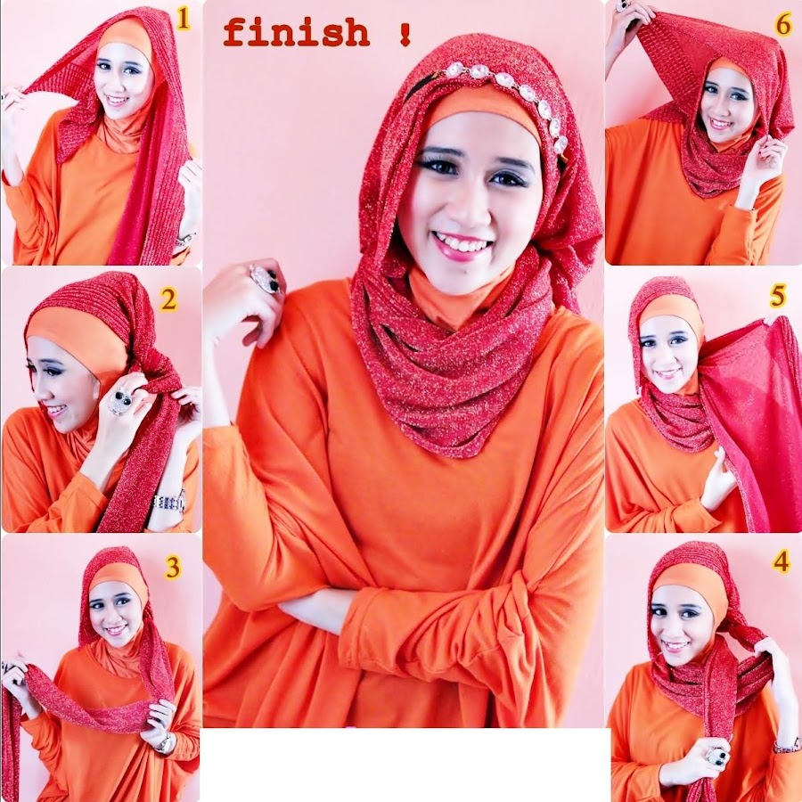 tutorial hijab modern 1.0 apk download - android lifestyle apps