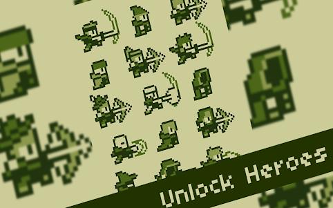 Timing Hero VIP : Retro Fighting Action RPG 1.0.4 screenshot 3