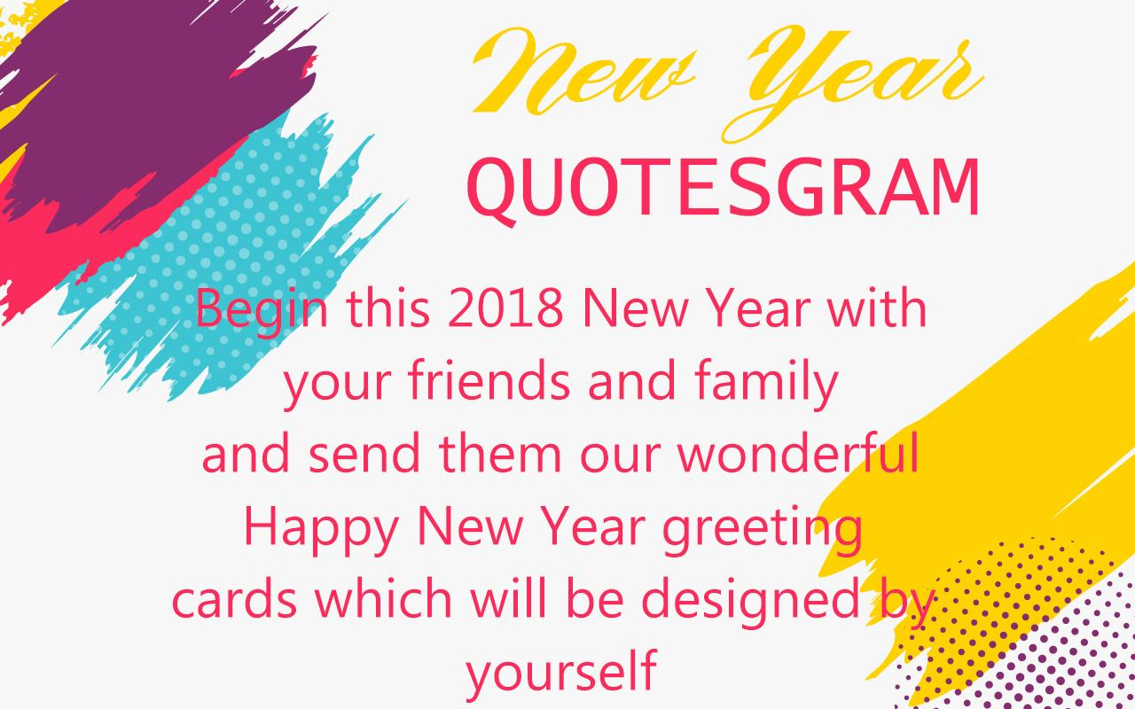 New Year Quotes Maker 1.01 APK Download - Android Entertainment Apps