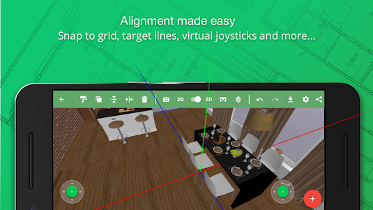 Planner 5D - Home & Interior Design Creator 1.16.4 screenshot 6