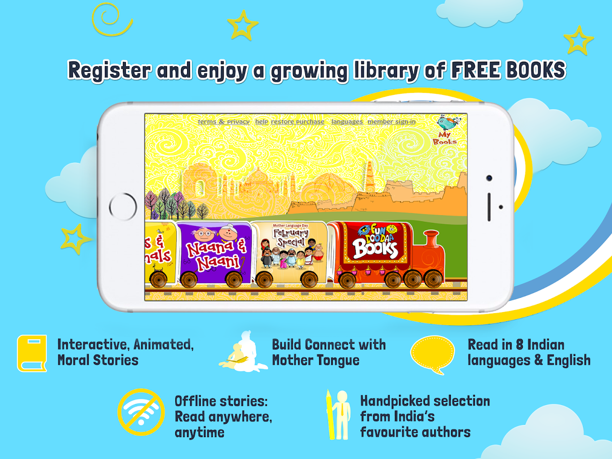 FunDooDaa Books - For Kids 1 5 6 APK Download - Android