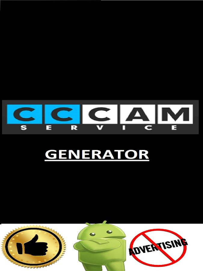 CCcam Generator Pro 5 0 APK Download - Android Entertainment