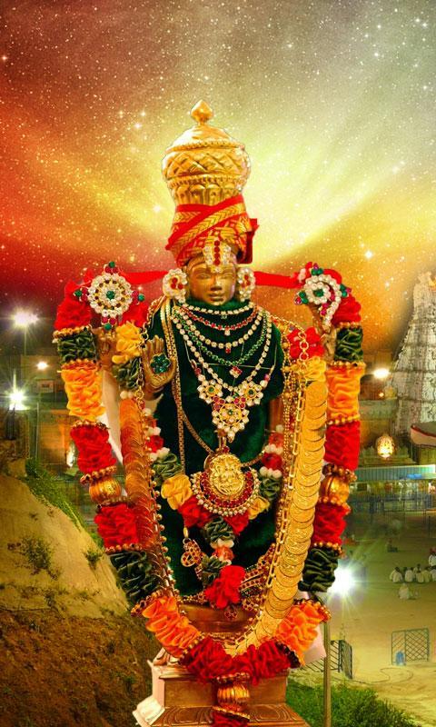 Wallpapers Of Lord Venkateswara Source Balaji Live Wallpaper 1 0 APK Download Android Personalization Apps