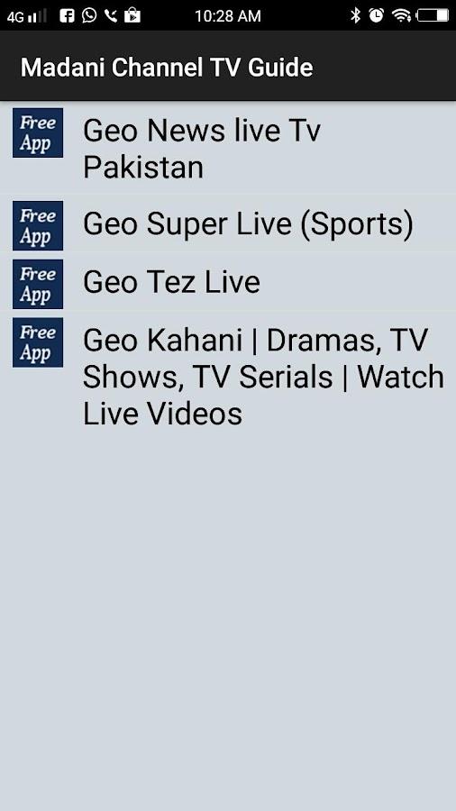 TV Live Urdu Pakistani Guide 1 28 APK Download - Android