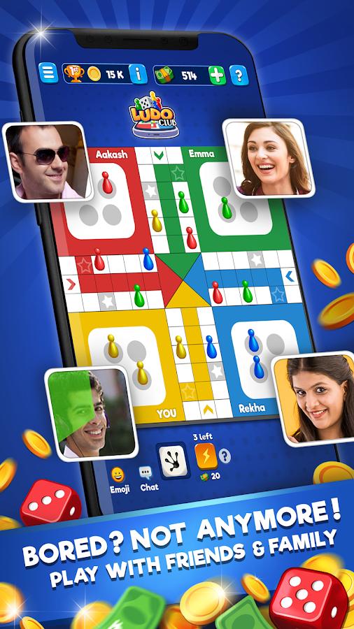 Ludo Club - Fun Dice Game 1 1 57 APK Download - Android