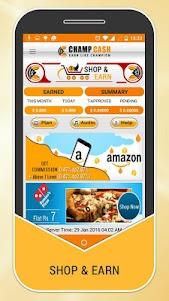 Champcash Earn Money Free 2.2.12 screenshot 1