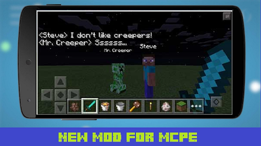 Ultimate NCPE Mod for MCPE 1.1 screenshot 1