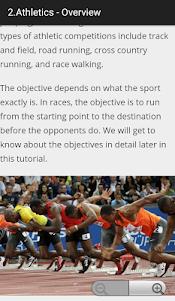 Learn Athletics Full 1.0 screenshot 2