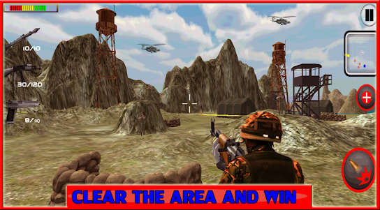 Frontline Adventure War 1.0.1 screenshot 6