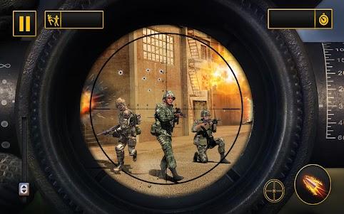 Modern Action Commando Fps : Mountain Sniper Shoot 1.0.1 screenshot 6