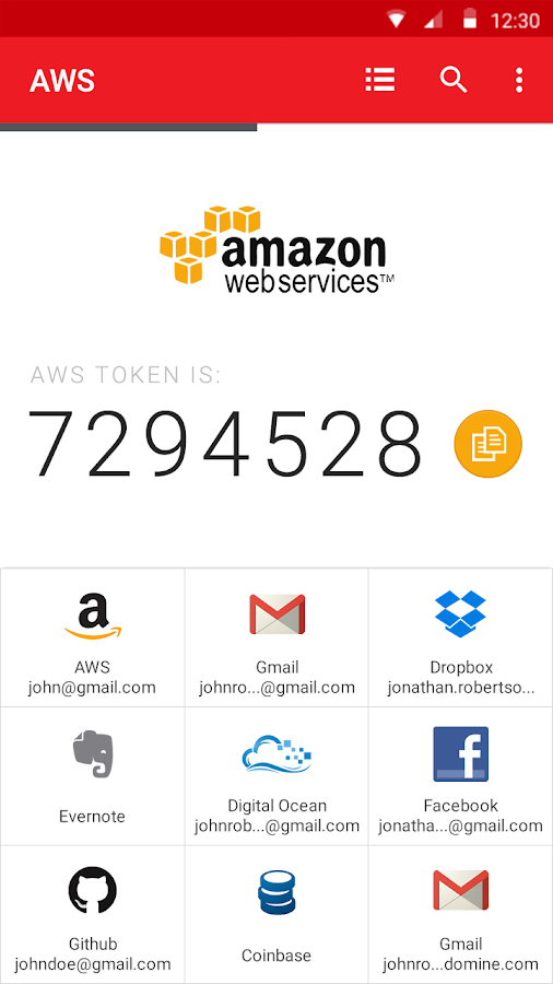 Authy 2-Factor Authentication 23 9 2 APK Download - Android