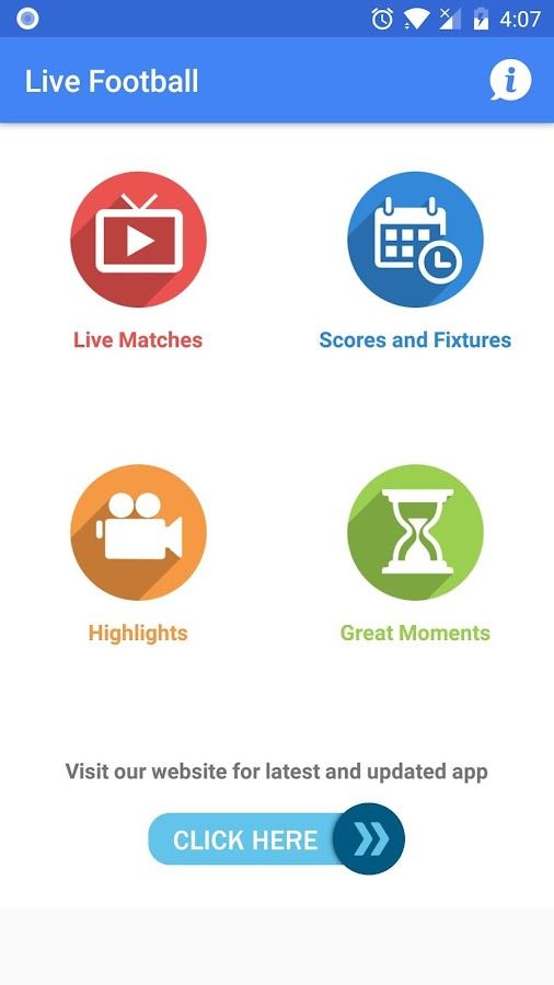 Live Football TV 1 2 APK Download - Android Entertainment Apps