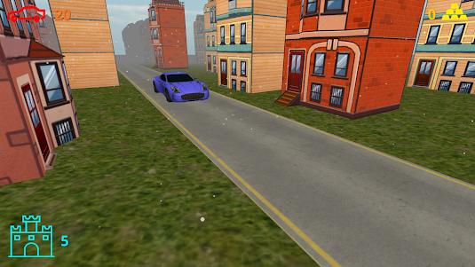 Just Car Crash 3D 1.0 screenshot 5