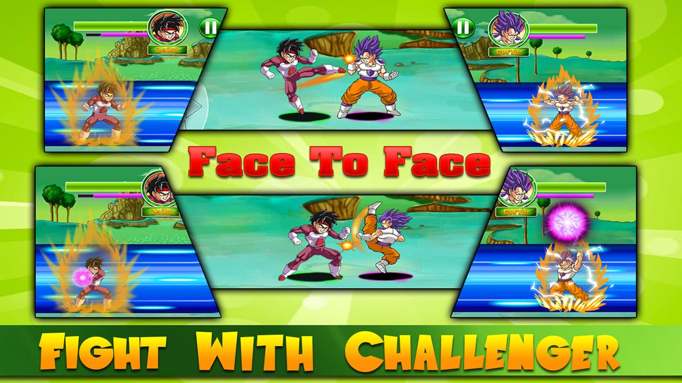 Super Saiyan Dragon Z Warriors 3 13 APK Download - Android Action Games