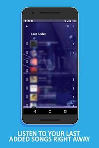 SoundStorm - Mp3 Music Player 1.0 screenshot 3