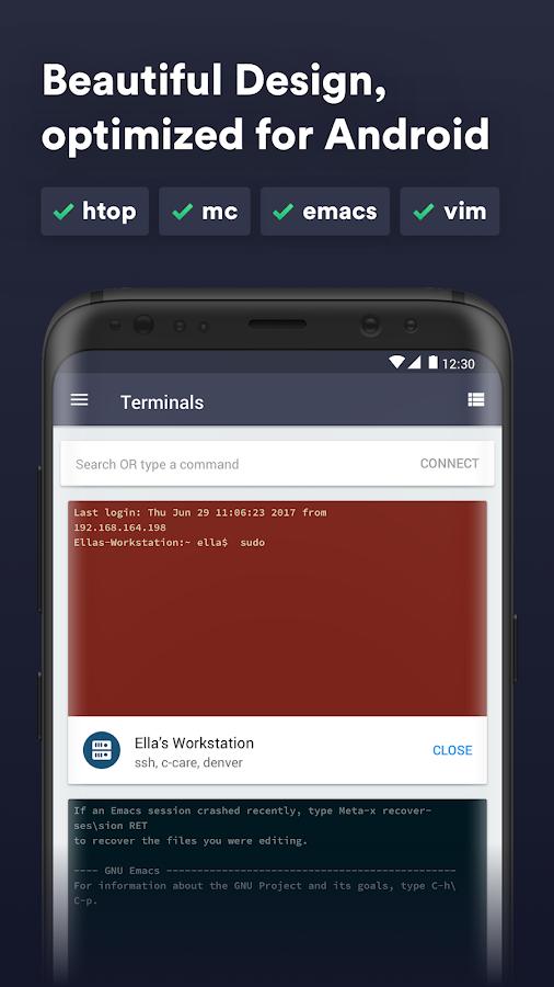 Termius - SSH/SFTP and Telnet client 3 3 27 APK Download