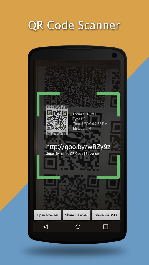 QR & Barcode Scanner Pro 1 0 APK Download - Android Tools Apps
