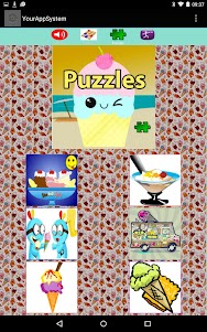 Ice Cream Games For Kids Free 1.1 screenshot 13
