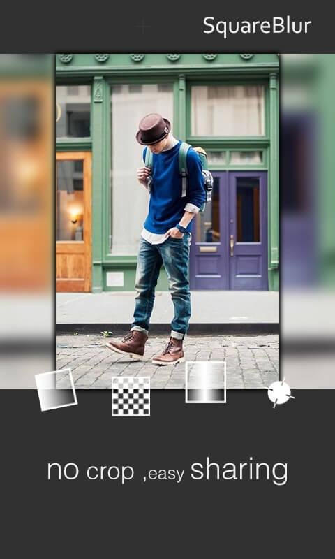Insta Square Blur Snap Pic 2 7 APK Download - Android