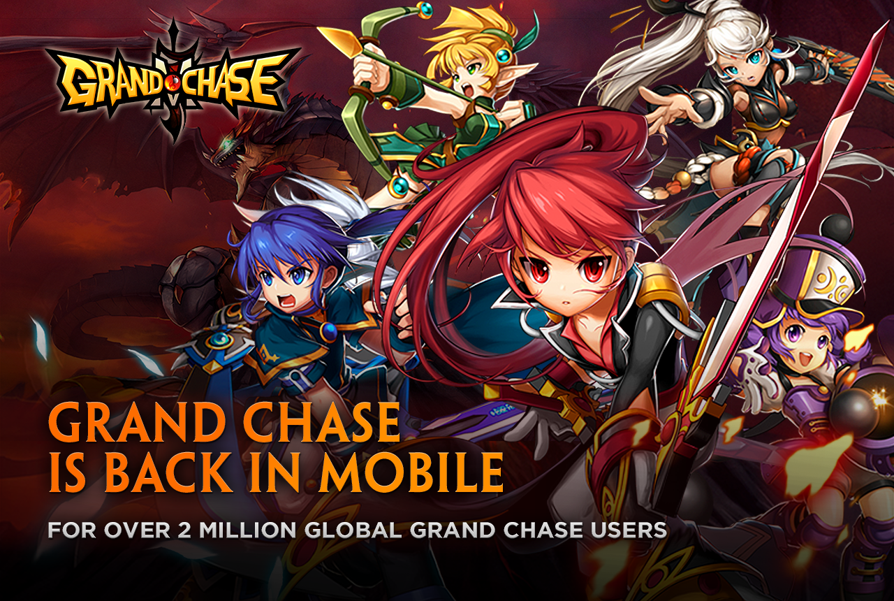 GrandChase M : Action RPG 2 8 5 APK Download - Android