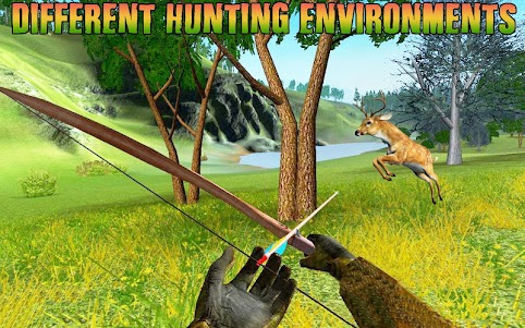 Archery Shooter Animals Hunter 1.0 screenshot 2