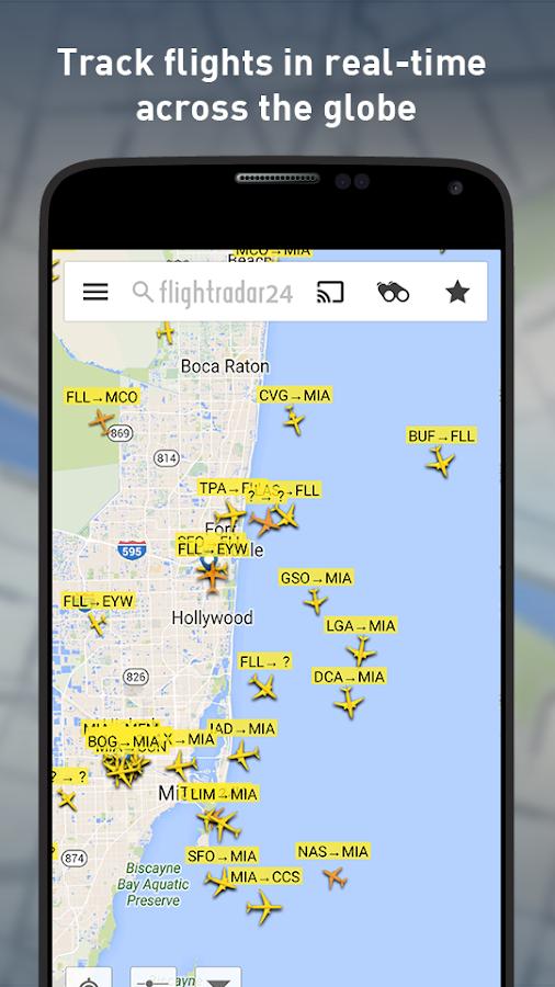 Flightradar24 - Flight Tracker 6 7 1 APK Download - Android