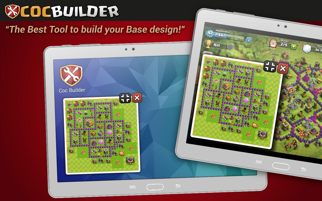 Builder for Clash of Clans 4 0 3 APK Download - Android