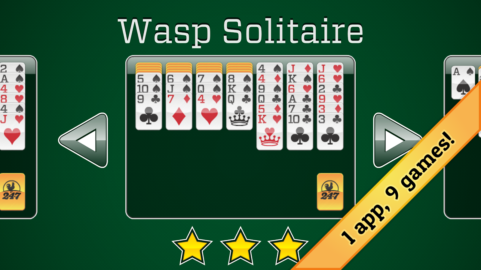 247 Solitaire 2 0 1 APK Download - Android Card Games