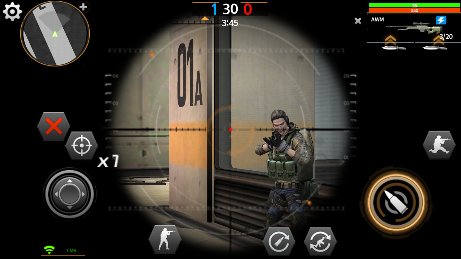 Fatal Raid 1 5 340 APK + OBB (Data File) Download - Android