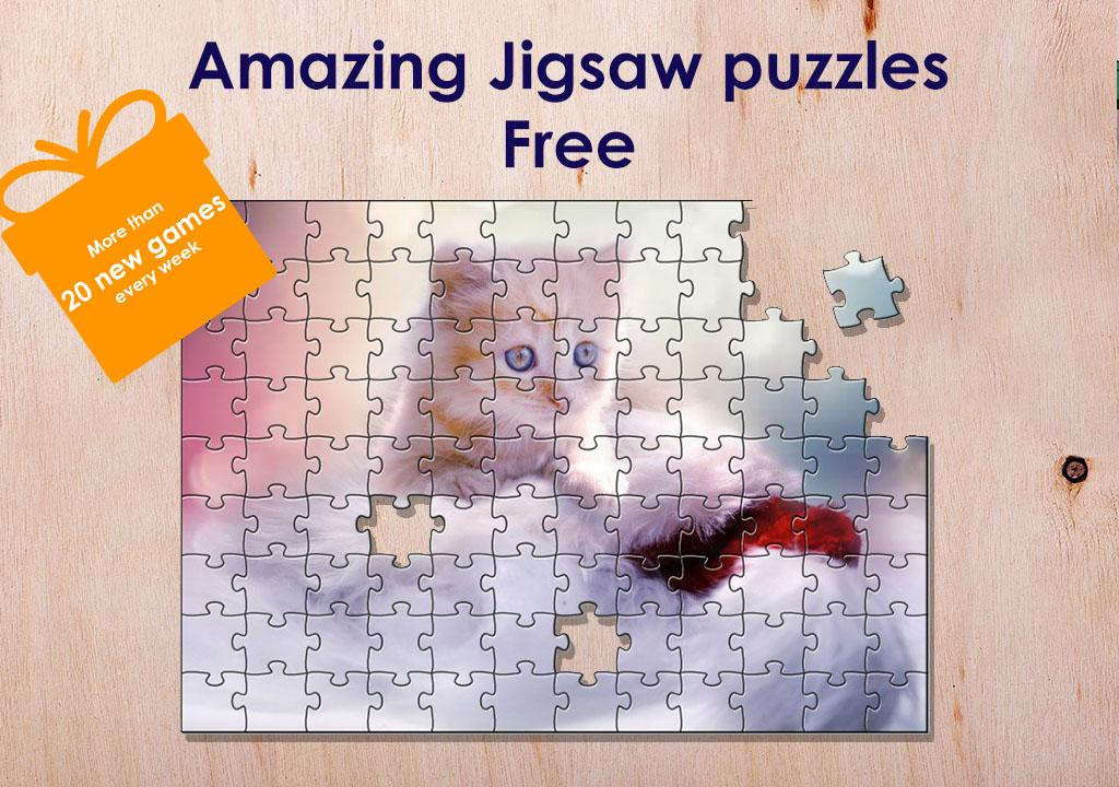 Magic Jigsaw Puzzle 1 72 APK Download - Android Puzzle Games