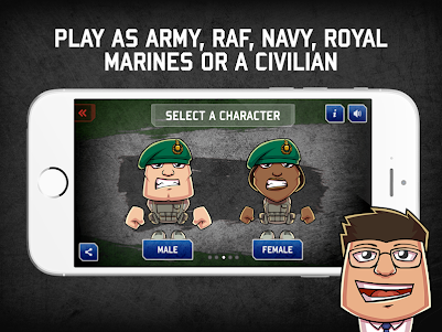 Forces Run 1.0.1 screenshot 12