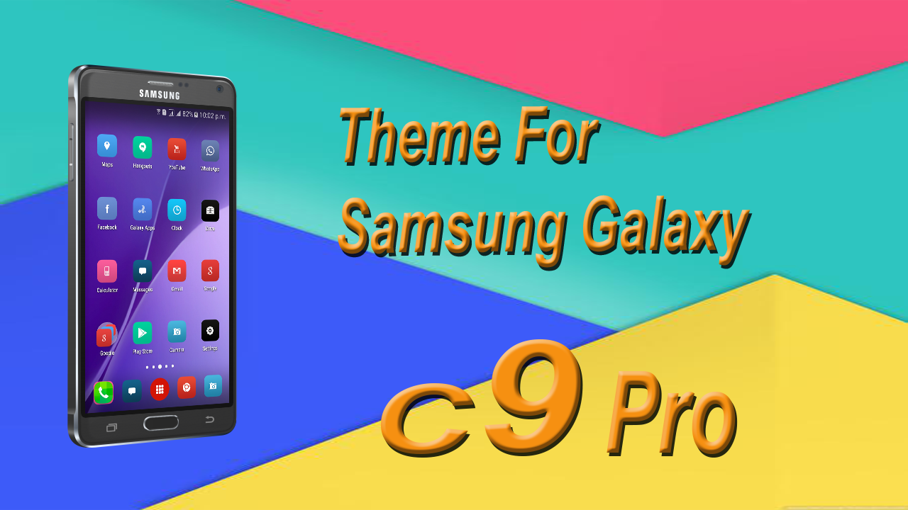 Theme-Launcher Galaxy C9 Pro 1 0 APK Download - Android
