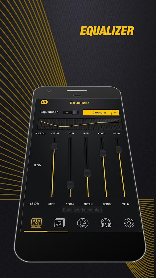 Volume Booster Sound Equalizer 1 4 8 APK Download - Android