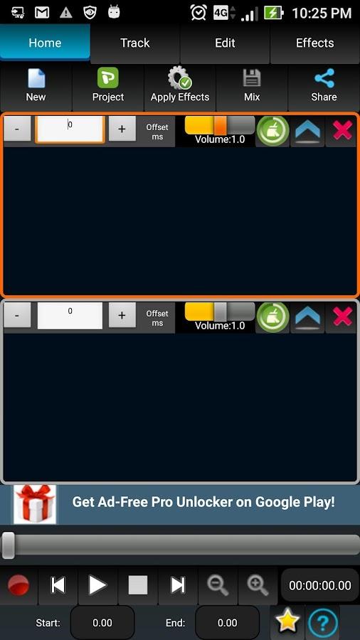 AudioDroid : Audio Mix Studio 2 9 9 5 APK Download - Android
