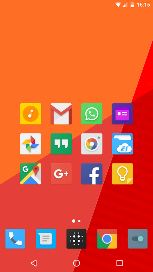 Melon UI Icon Pack 20 APK Download - Android Personalization Apps