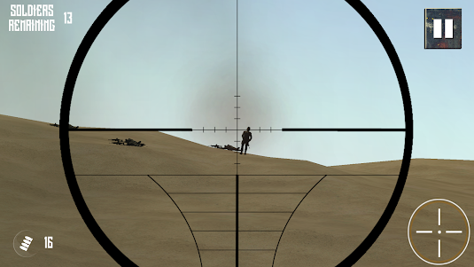 American Sniper Shooter - HERO 1.2 screenshot 9