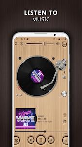 Vinylage Music Player 2.0.7 screenshot 1
