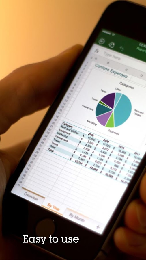 excel viewer android
