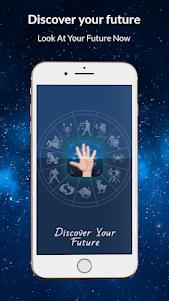 Palm Reader - Scan Your Future 1.0 screenshot 1