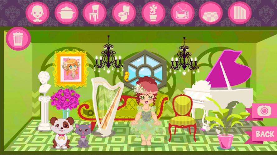 Fairy Castle House Decoration 1 0 Apk