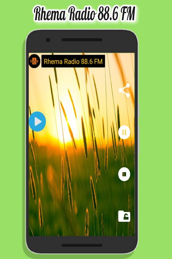 Rhema Radio 88 6 Fm Semarang Christian Station App 1 1 Apk