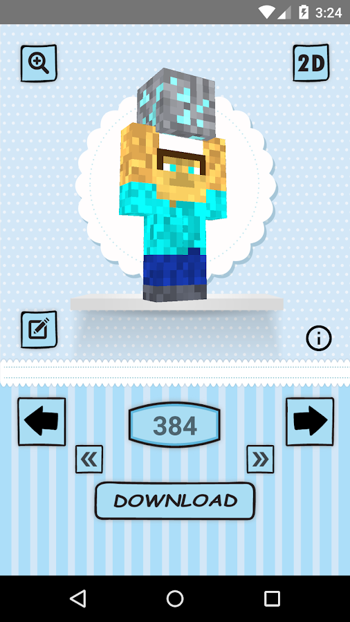 Baby Skins For Minecraft PE APK Download Android Tools Apps - Skins fur minecraft pe downloaden