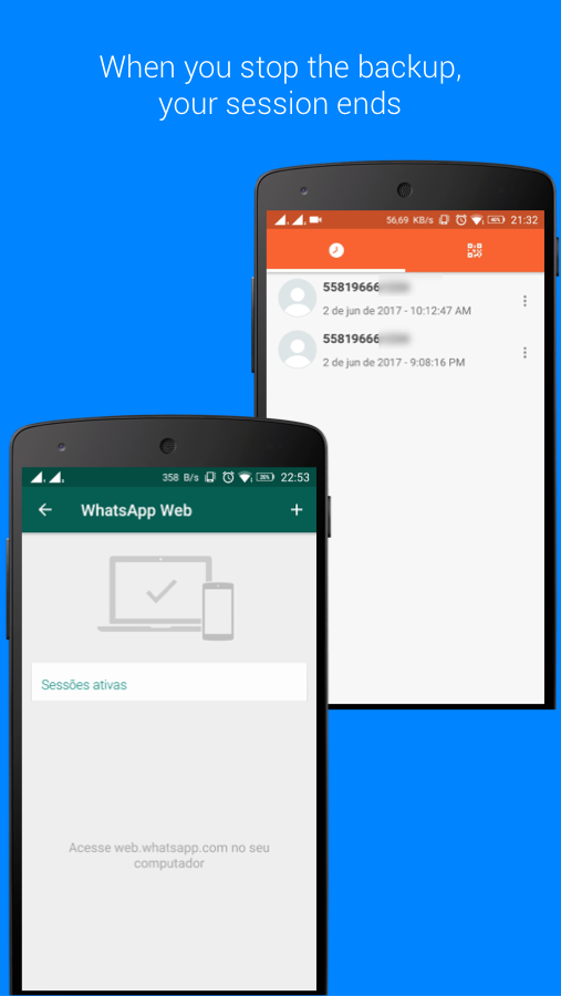 ZapBkp: Clone WhatsApp messages 1 0 4 APK Download - Android