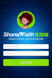 Sharefaith Kids 2.2.0 screenshot 1