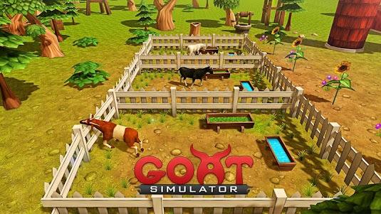 Goat Simulator City Rampage 3D 1.0.2 screenshot 1
