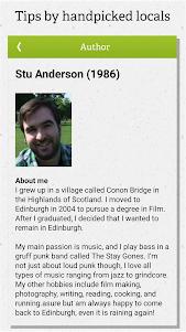 Edinburgh guide by locals 3.1 screenshot 2