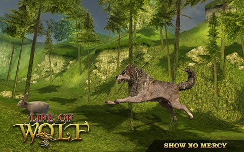 Animal Hunting Survival Game – Wolf Simulator 1.7 screenshot 4
