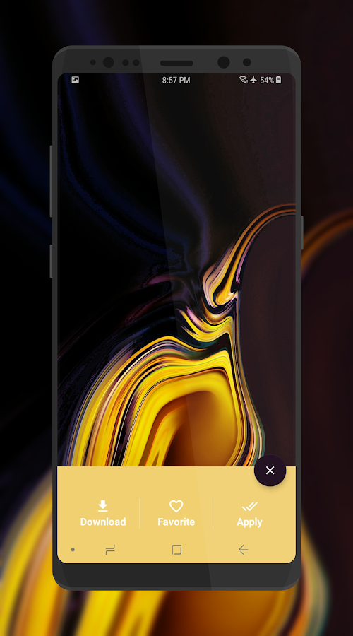 Galaxy Note 9 Wallpapers 1 0 APK Download - Android Personalization Apps