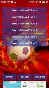 Super Football (Soccer) Tricks 2.0 screenshot 2